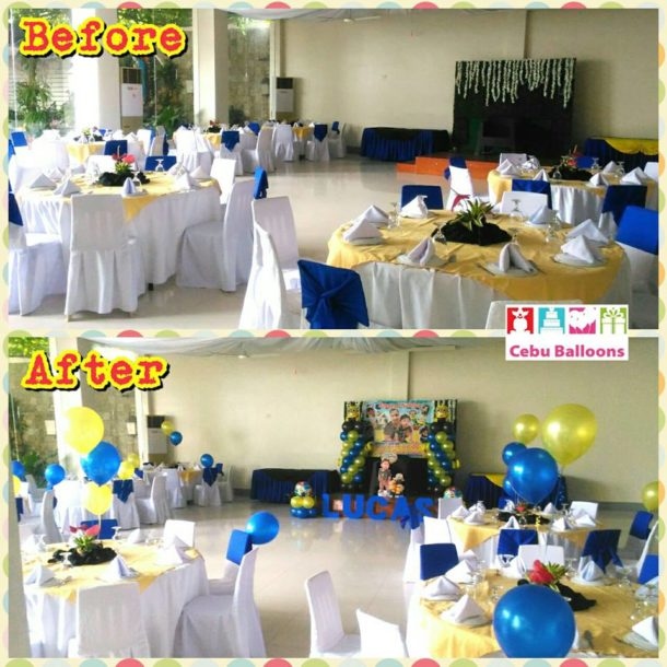 Sakto Decor Package A - Before & After